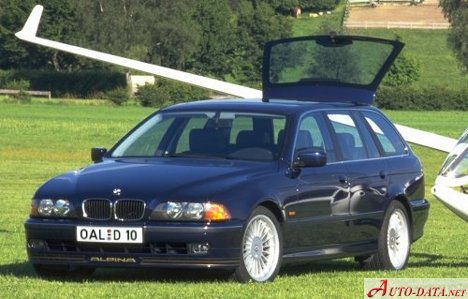 2000 Alpina D10 Touring (E39) - Photo 1