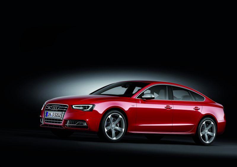 2012 Audi S5 Sportback (8T, facelift 2011) 3.0 TFSI V6 ...