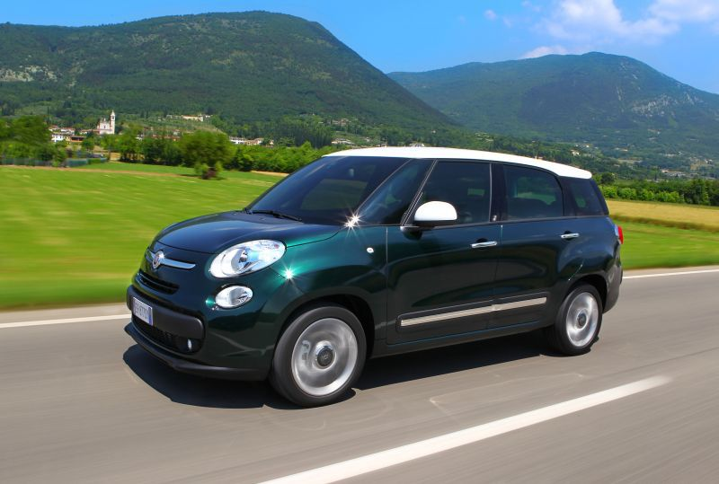 2013 Fiat 500L Living/Wagon - Снимка 1