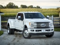 Technical specifications and fuel economy of Ford F-450