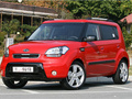 2009 Kia Soul I - Technical Specs, Fuel consumption, Dimensions