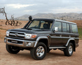 Toyota Land Cruiser 76 (HZJ76) - Fiche technique, Consommation de carburant, Dimensions