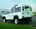 Technical specifications and fuel economy of Land Rover Defender