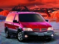 Technical specifications and fuel economy of Pontiac Montana