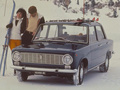 Fiat 124 1500 Special (75 Hp)