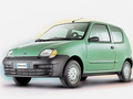 Technical specifications and fuel economy of Fiat Seicento