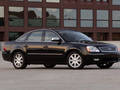 Technische Merkmale der Ford Five Hundred