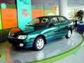 Technical specifications and fuel economy of Proton Waja