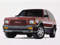 Technical specifications and fuel economy of GMC Typhoon