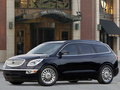 Technical specifications and fuel economy of Buick Enclave
