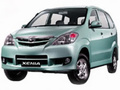Technical specifications and fuel economy of Daihatsu Xenia
