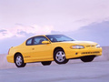 Technical specifications and fuel economy of Chevrolet Monte Carlo