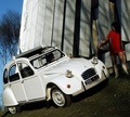 Technical specifications and fuel economy of Citroen 2 CV