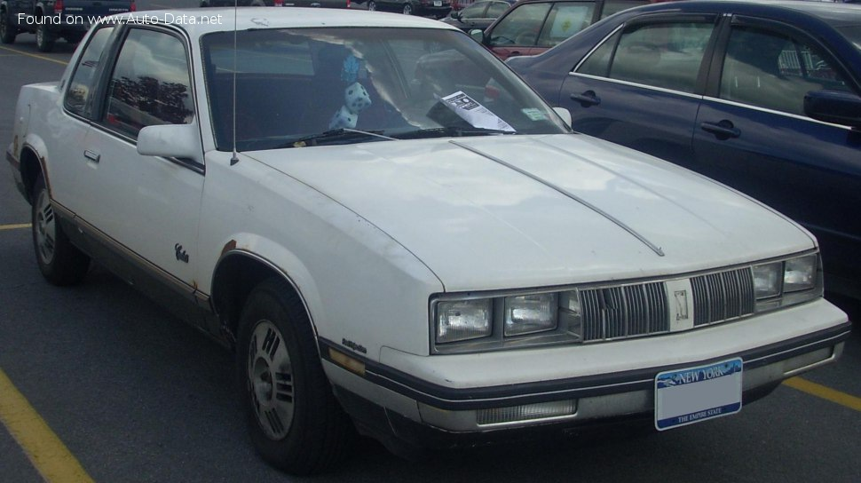 1984 Oldsmobile Cutlass Calais Coupe - εικόνα 1