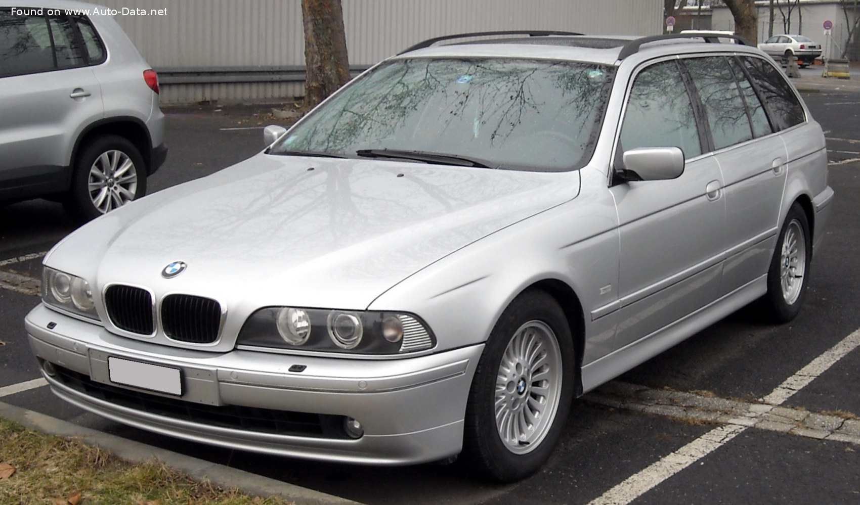 2000 Bmw 5 Series Touring E39 Facelift 2000 530d 24v 193 Hp Technical Specs Data Fuel Consumption Dimensions