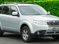 2008 Subaru Forester III - Technical Specs, Fuel consumption, Dimensions