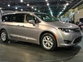 Chrysler Pacifica II - Technical Specs, Fuel consumption, Dimensions