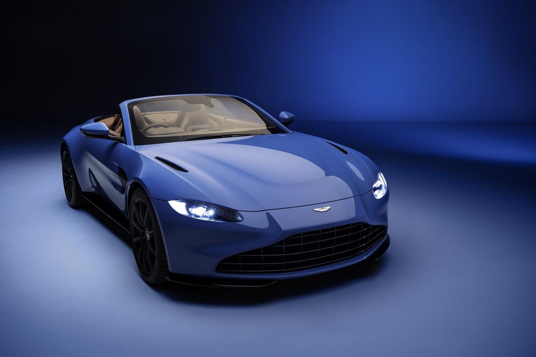 Aston Martin V8 Vantage Technical Specs Fuel Consumption Dimensions