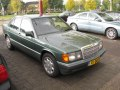 1982 Mercedes-Benz 190 (W201) - Photo 8