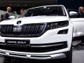 2017 Skoda Kodiaq Scout - Technical Specs, Fuel consumption, Dimensions