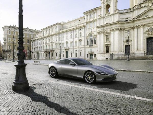 2020 Ferrari Roma 3 9 V8 620 Hp Dct Technical Specs Data Fuel Consumption Dimensions