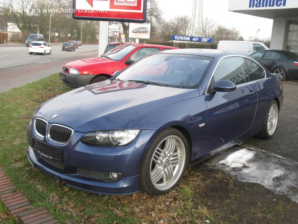 2007 Alpina B3 Coupe (E92) - Foto 1