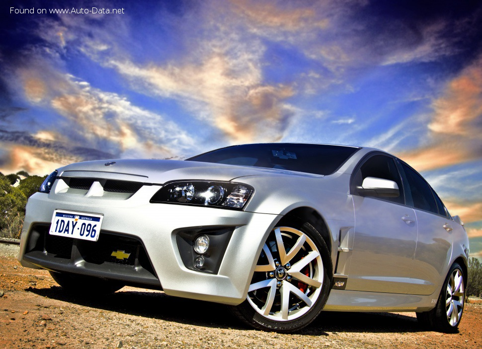 2006 HSV Clubsport (VE) - Фото 1