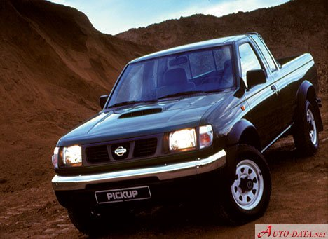 Nissan Pick UP | Technical Specs, Fuel consumption, Dimensions