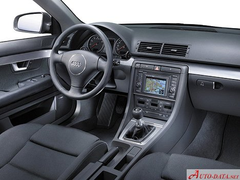 Bilder Audi A4 Avant B6 8e 3 11