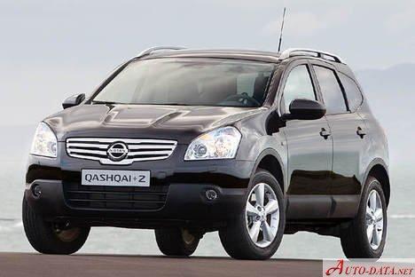 Nissan Qashqai 2 2 0 Dci 150 Hp Technical Specs Data