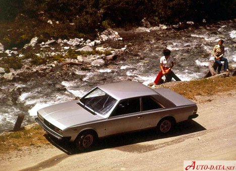 1971 Fiat 130 Coupe - Photo 1