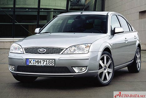 2001 Ford Mondeo II Hatchback - Photo 1