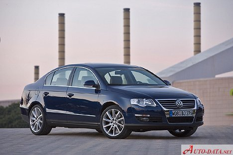 2005 Volkswagen Passat (B6) - Photo 1