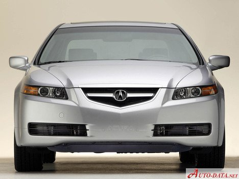 2006 Acura TL III (UA6/7) 3.2 i V6 24V (261 Hp) Automatic ...