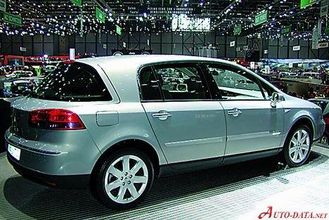 Renault Vel Satis Technical Specifications Fuel Economy