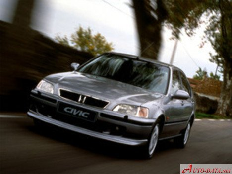 Honda Civic VI Fastback - Photo 1