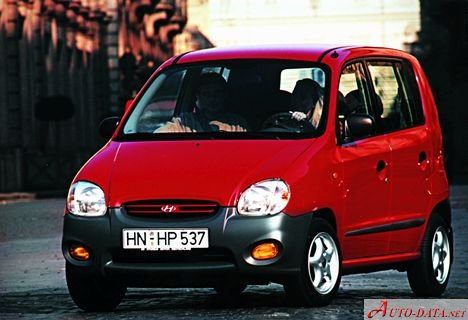Hyundai Atos Technical Specifications Fuel Economy Consumption