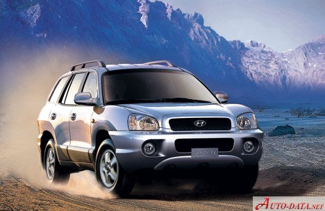 2001 Hyundai Santa Fe I - Photo 1