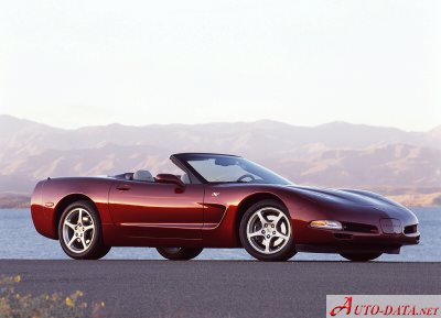 1999 Chevrolet Corvette Convertible (YY) - Kuva 1