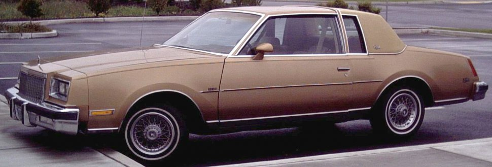 Buick - Regal II Coupe