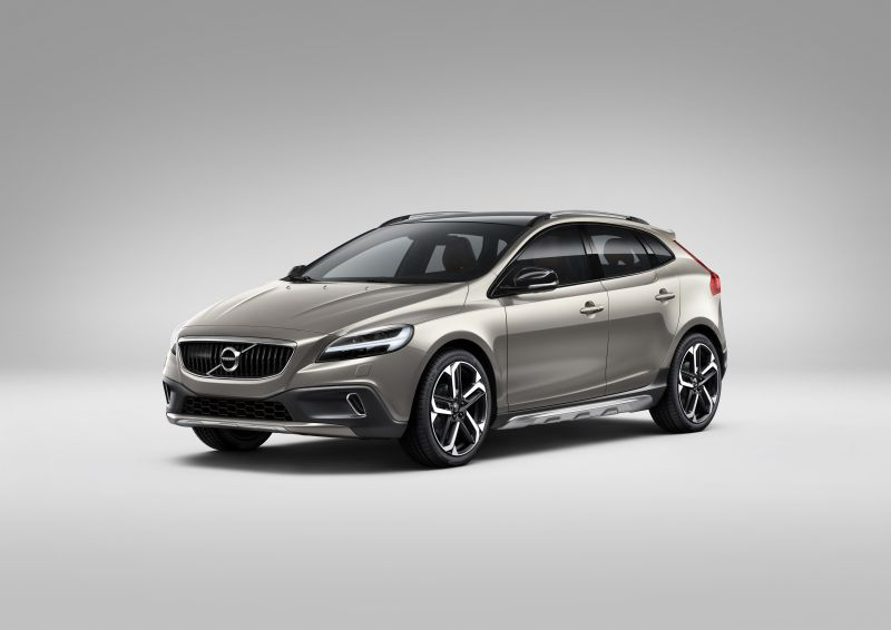 2016 Volvo V40 Cross Country (facelift 2016) - Foto 1
