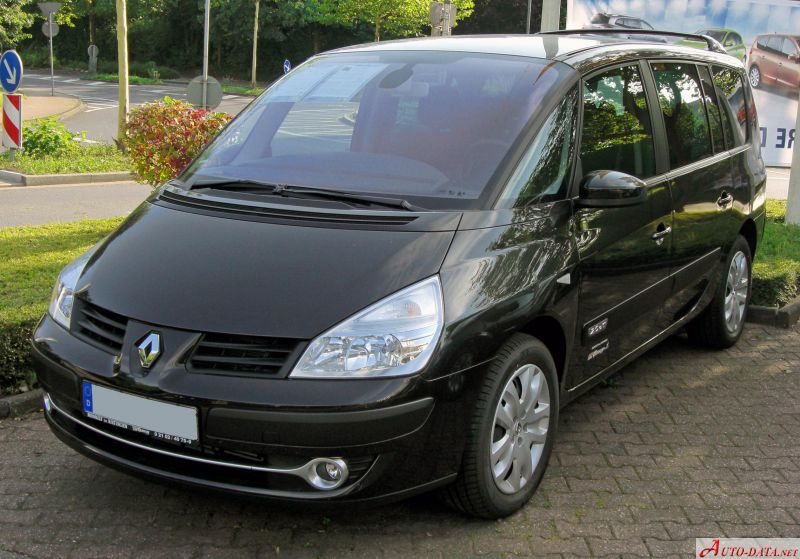 2006 Renault Espace IV (Phase II) - Fotografie 1