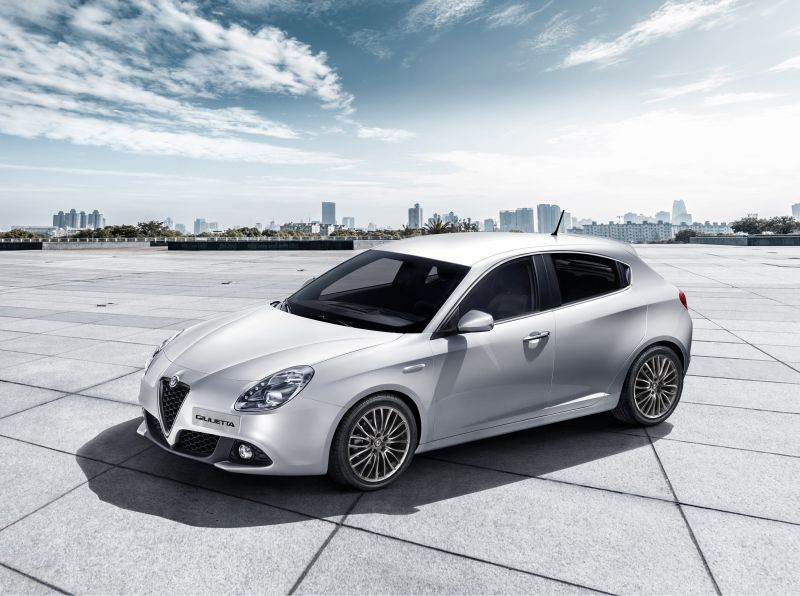 2017 Alfa Romeo Giulietta (Type 940 facelift 2016) - Photo 1