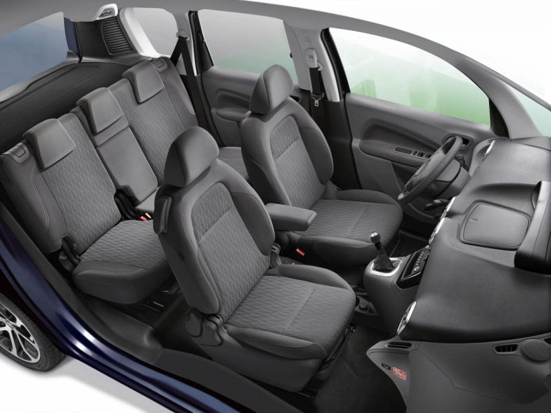 Images Of Citroen C3 Picasso Phase Ii 2013 510