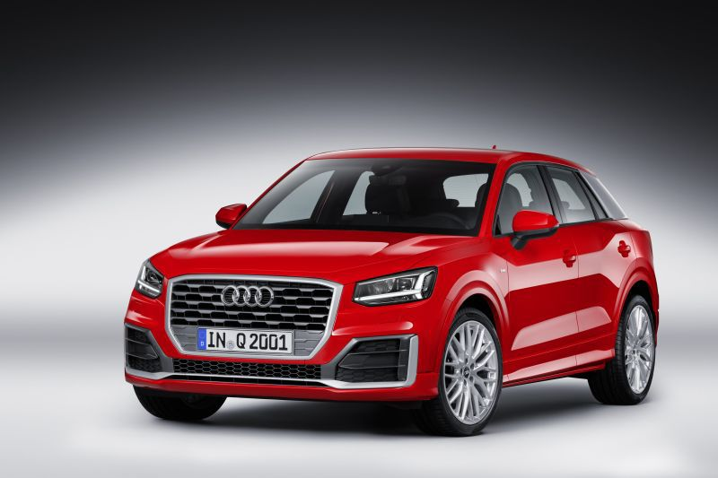 Audi Q2 2.0 TFSI (190 Hp) quattro S tronic - Technical Specs, Fuel consumption, Dimensions