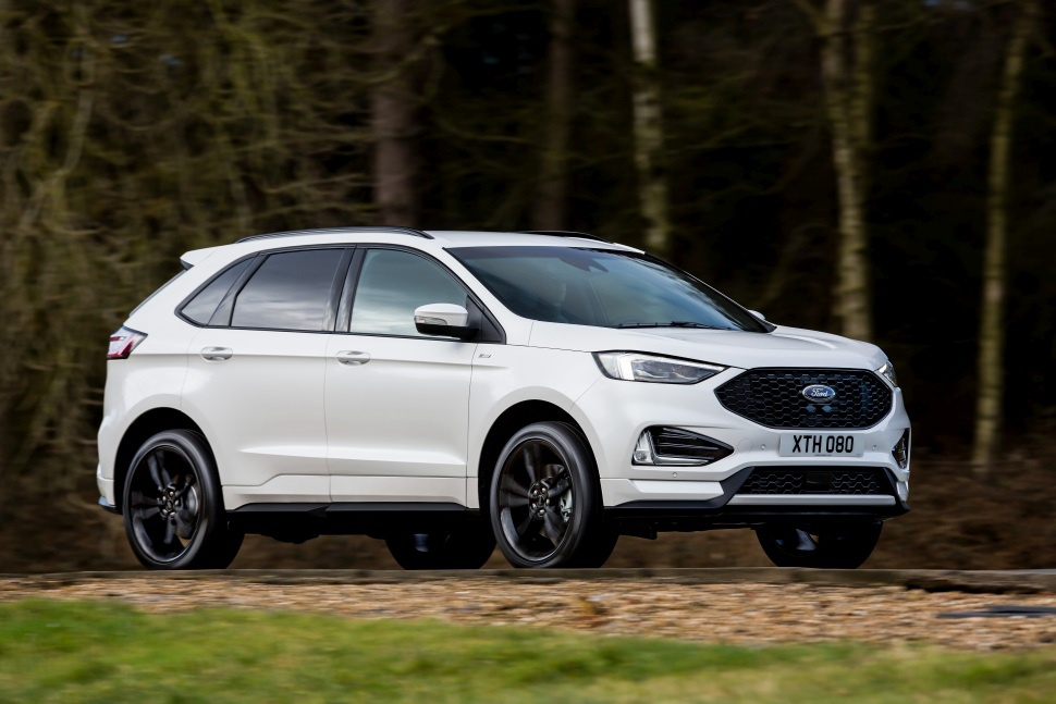 2019 Ford Edge II (facelift 2019) - Снимка 1