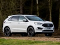 Technical specifications and fuel economy of Ford Edge