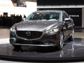 Technical specifications and fuel economy of Mazda 6