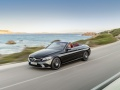 Mercedes-Benz C-class Cabriolet (A205, facelift 2018) - Technical Specs, Fuel consumption, Dimensions