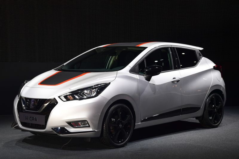 Images Of Nissan Micra K14 22 43